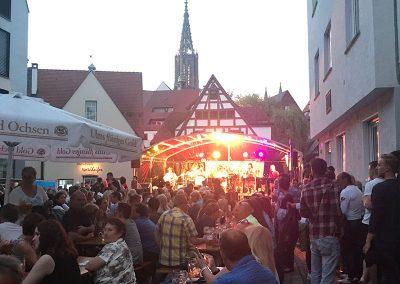 Pscheidl Konzert Bühne 3