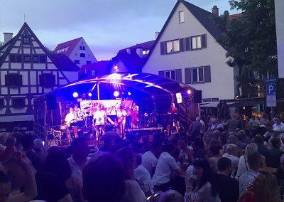 Pscheidl Konzert Bühne